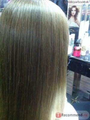 Кератиновое выпрямление и восстановление волос Coco Choco фото