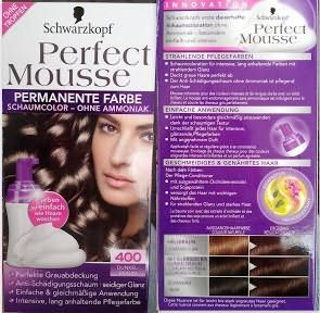 schwarzkopf perfect mousse 700