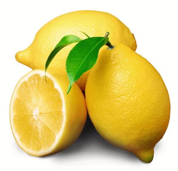 Лимон входит в состав ингибиторов.