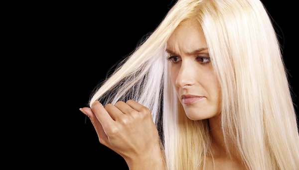 Негативное влияние на волосы