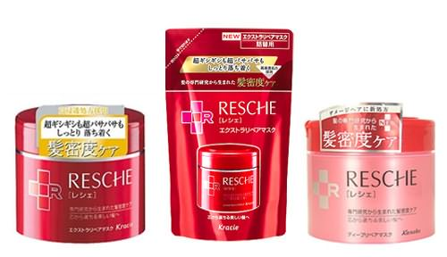 Resche от KRACIE (Kanebo) – один из представителей мира шампуней с пометкой «для химически завитых волос»