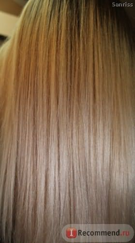 Волосы с маслом Gliss Kur