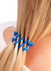 резинка спираль для волос