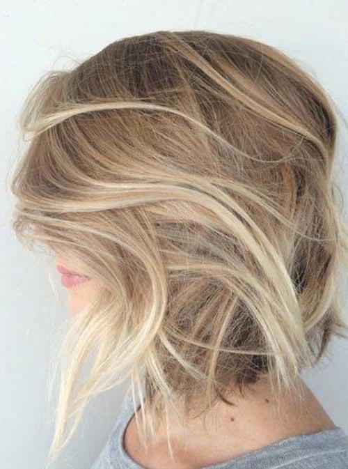 шатуш на светлые волосы фото до и после на короткие волосы