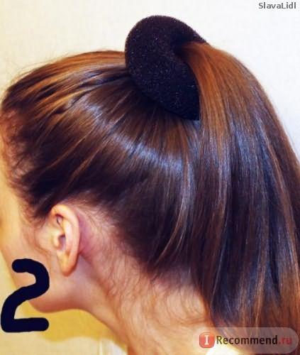H&M Пончик-губка для создания пучка фото