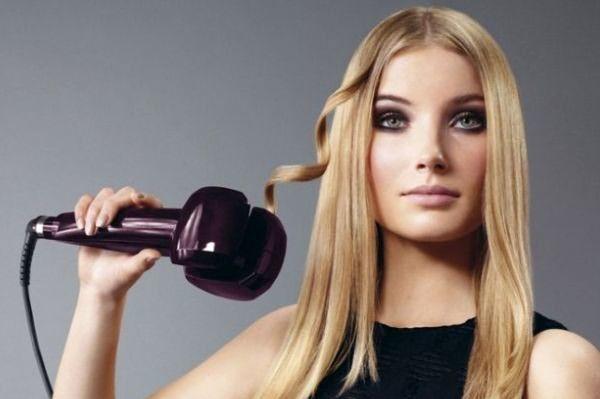 Если хотите чтобы ваши волосы были здоровыми, откажитесь от использования подобных приборов.