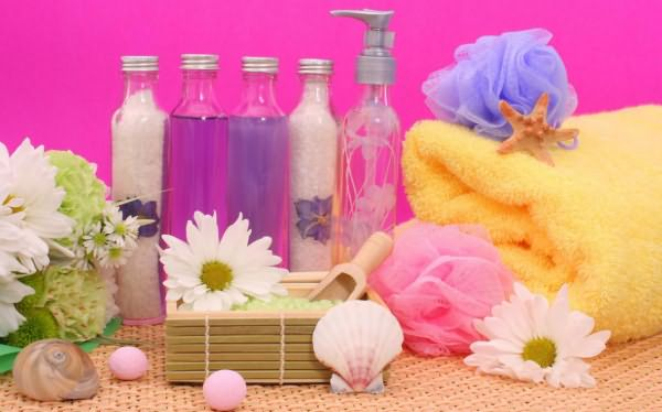 Натуральный домашний шампунь