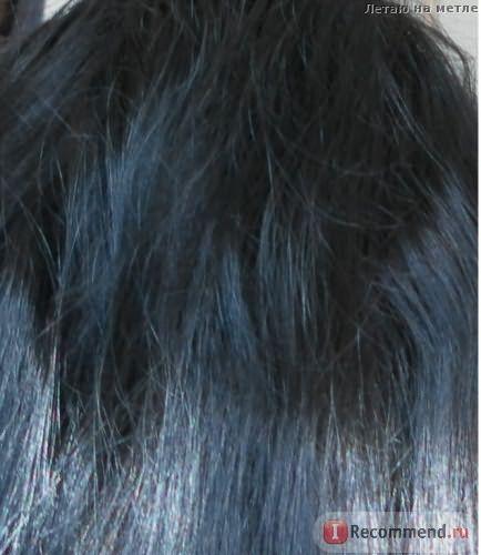 Насыщенный цвет спустя две недели после окрашивания