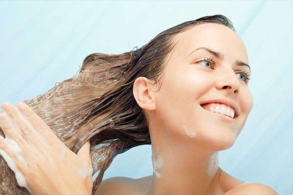 Сильно негативно сказывается на блонде вода с большим содержанием железа