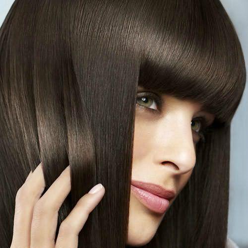 Шелковистые, гладкие иблестящие волосы– это уже красивая прическа!