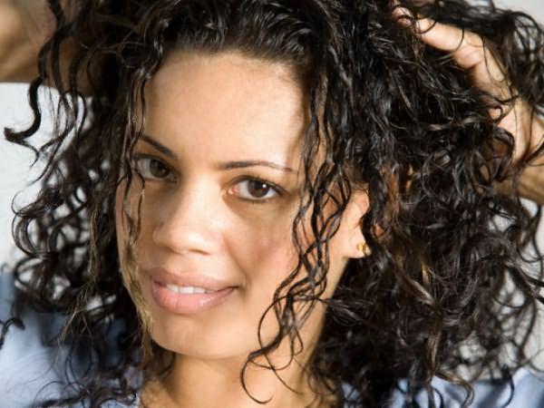 Фото результата завивки волос аминокислотным составом
