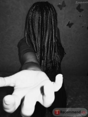 Афрокосички фото
