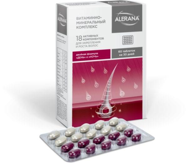 Витамины Алерана