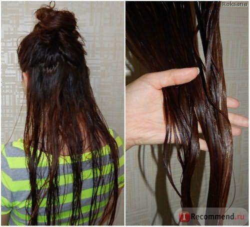 Ампулы для волос Tahe The magic efecto botox фото