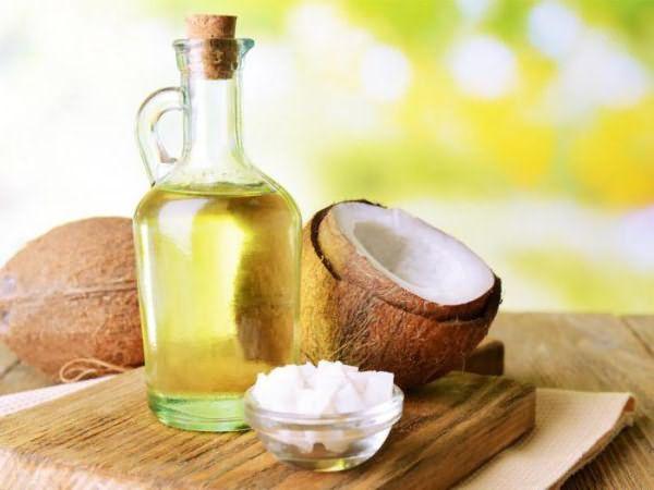 как использовать нерафинированное кокосовое масло для волос