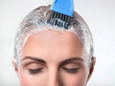 какой краской осветлить волосы без желтизны