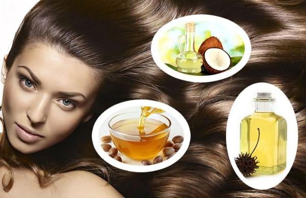 Масла для укрепления корней волос