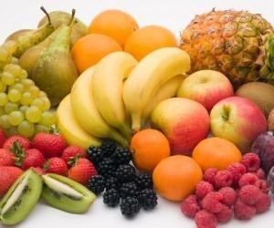 овощи и фрукты при выпадении волос