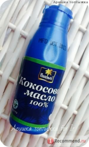 Кокосовое масло PARACHUTE фото
