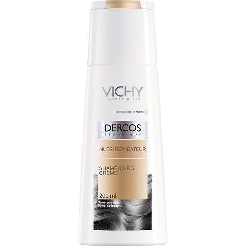 Увлажняющий шампунь Vichy DERCOS