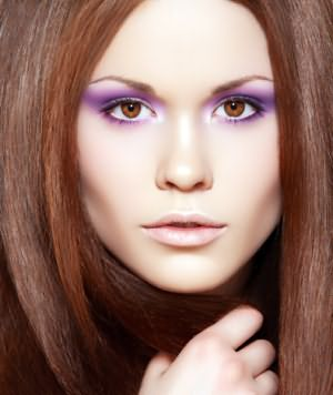 Каштановый — привлекательный цвет, способный изменить ваш внешний вид в лучшую сторону