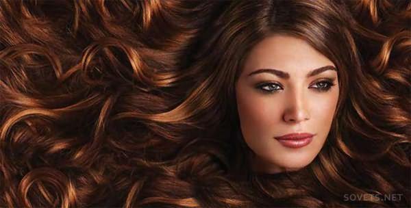 Маска для волос из кефира, какао и яйца