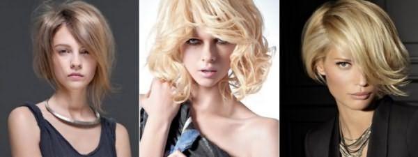 Любая прическа для тонких редких волос на средней длине выглядит более выигрышно, нежели на длинной.
