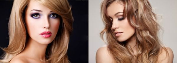 Каскад – красивый вариант для длинных волос