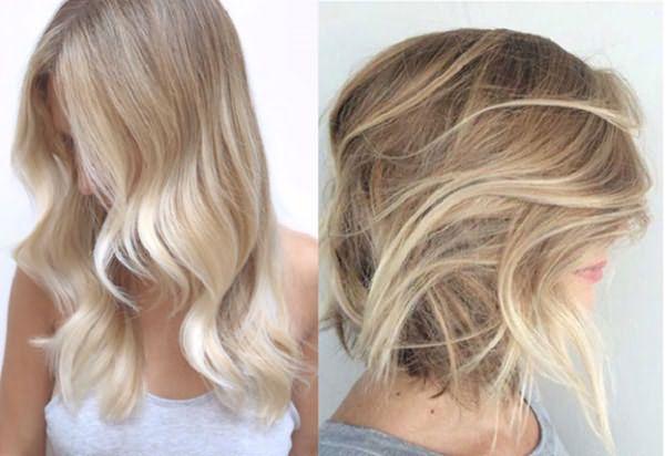 Песчаный цвет волос