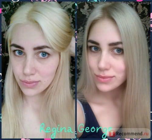 Краска для волос Nouvelle 10.720 ОТЗЫВ ФОТО
