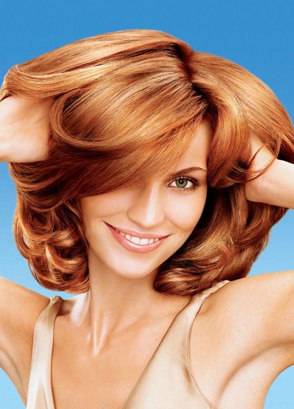 краска для волос рыжий цвет 1