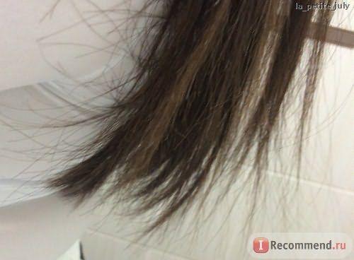 Ламинирование волос Constant DELIGHT шелком фото