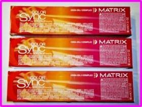 краска matrix color sync палитра