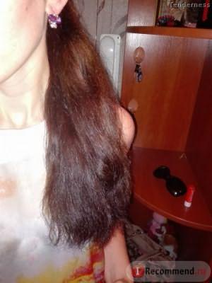 Волосы в обычном состоянии после мытья