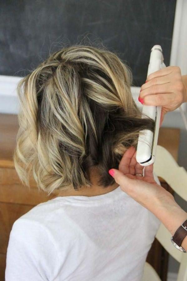 В зависимости от особенностей волос и желаемого результата можно выбрать подходящий способ завивки: