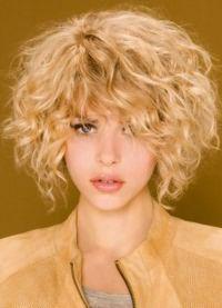 кудри для коротких волос 2