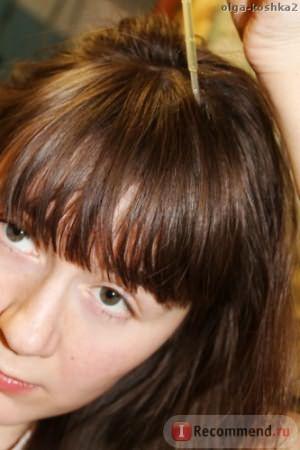 Масло репейное для волос Фармацевтическая фабрика НПО
