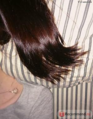 вот так лежат волосы после спрея