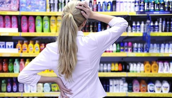 Выбор шампуня