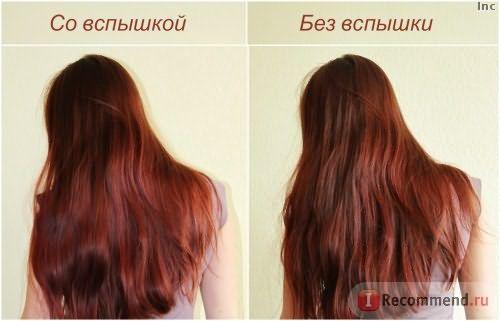 Волосы после шампуня Горчицатрон
