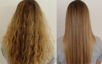 процедура счастье для волос в домашних условиях
