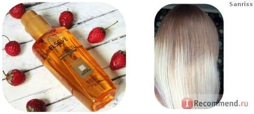 Масло для волос L'Oreal Elseve