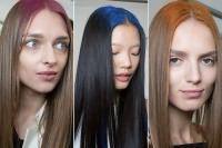 модное окрашивание волос 2016 5