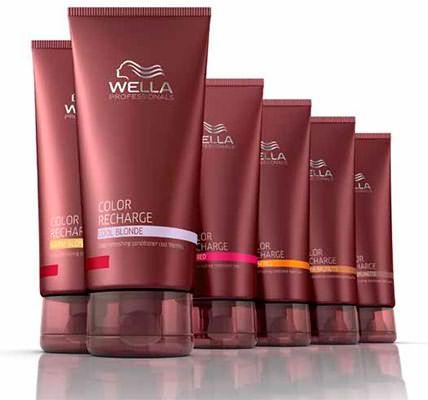 Тонирующие бальзамы Wella