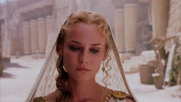 В Древнем Риме была мода на светлые волосы