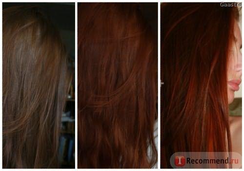 Осветление 2 раза, до этого волосы были окрашены хной (где-то полгода назад)