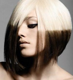 стрижки на средние волосы фото 2014 каскад с челкой