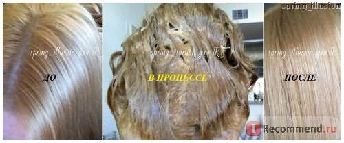 Экранирование волос Paul Mitchell PM Shines фото