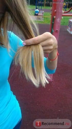Вполне себе послушные волосы!