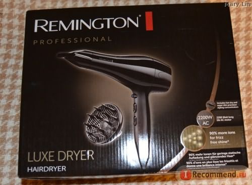 Фен Remington AC5000 фото